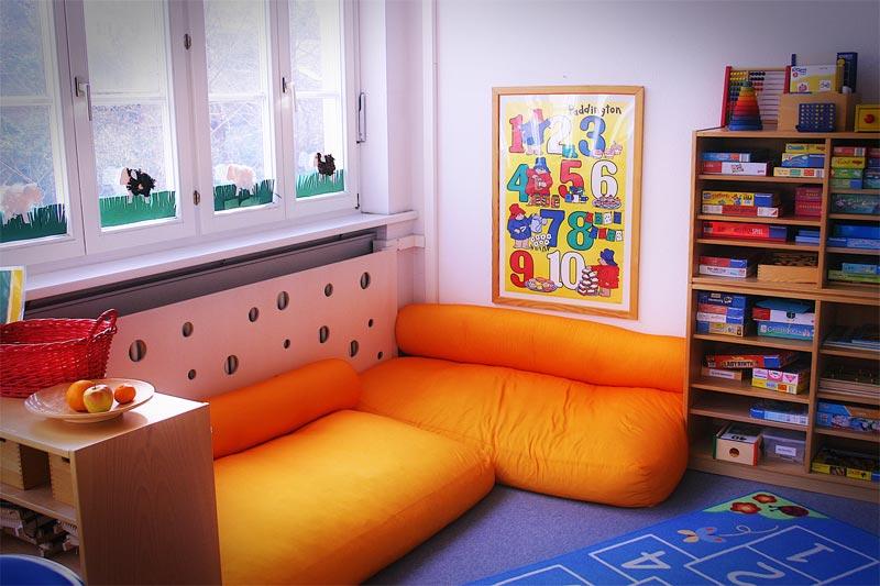 Schulkindergarten in der Sprachheilschule Emmendingen